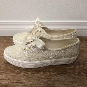 Keds Shoes - Kate Spade Glitter Keds